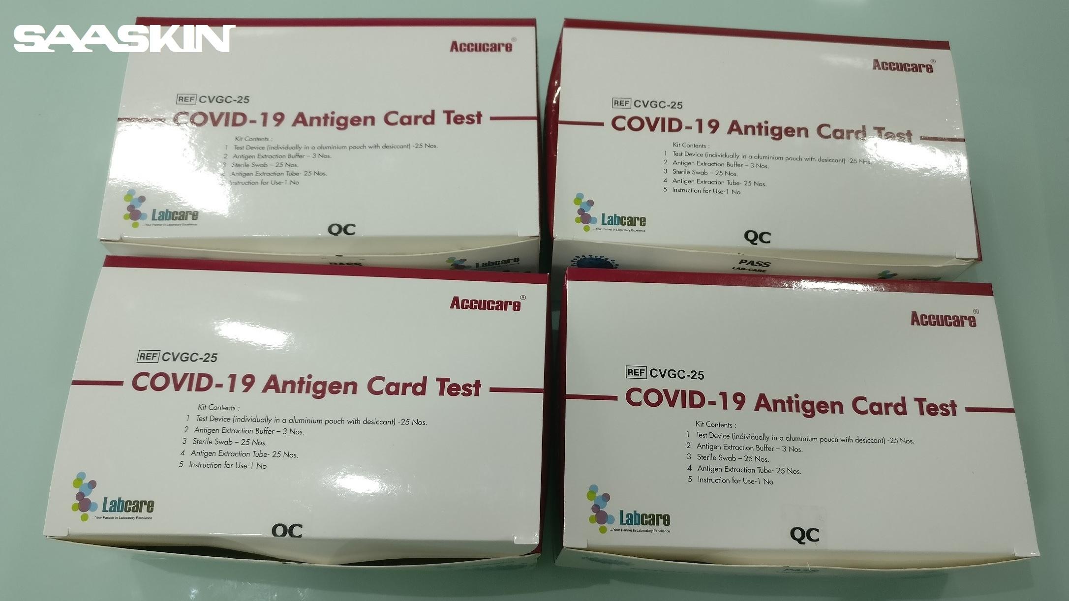 Accucare Covid-19 Antigen