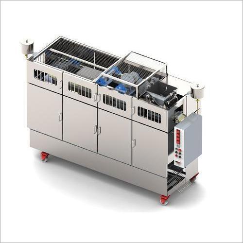 Automatic Parntha Making Machine