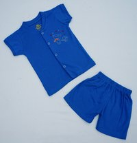 Sumix SKW 106 Baby Half Sleeve Shirt And Shorts