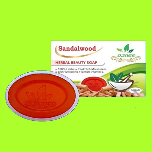 Sandalwood Herbal Soap