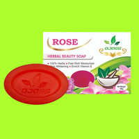 Rose Herbal Soap
