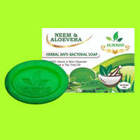 Neem & Aloevera Herbal Soap