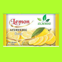 Lemon Ayurveda Soap(Extruded Soap)