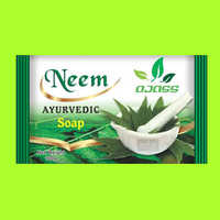 Neem Ayurveda Soap(Extruded Soap)