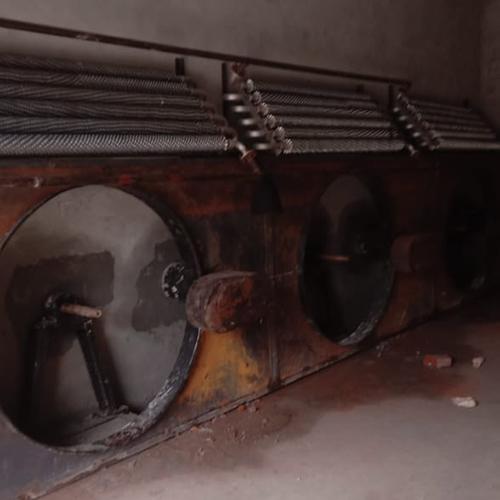 Industrial Wood Seasoning Iron Chamber
