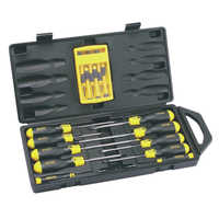 16pc Cushiongrip Screwdriver