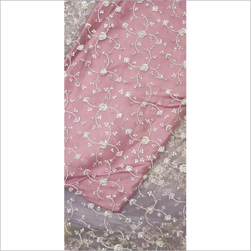 Cotton Threads Work Fabric