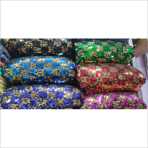 Multi Color Sequence Fabric