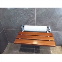 1551 Steam Folding Shower Seat