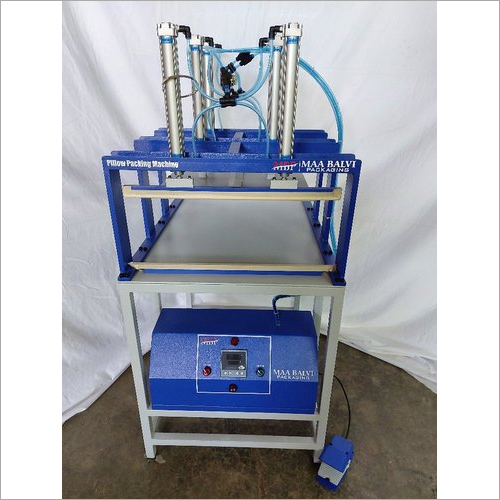 Semi Automatic Pillow Vacuum Packing Machine
