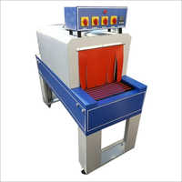 Single Phase Semi Automatic Shrink Wrapping Machine