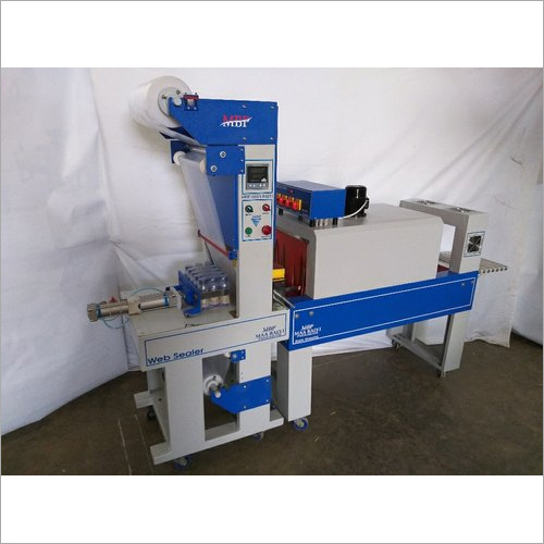 Pet Bottle Web Sealer Shrink Machine