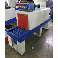 Oil Tin Shrink Tunnel Packaging Machine
