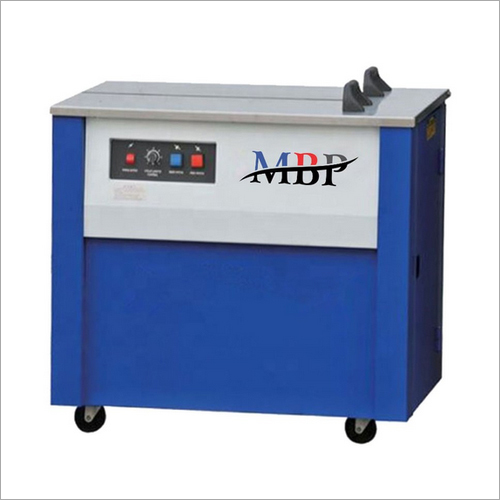 Industrial Semi Automatic Box Strapping Machine