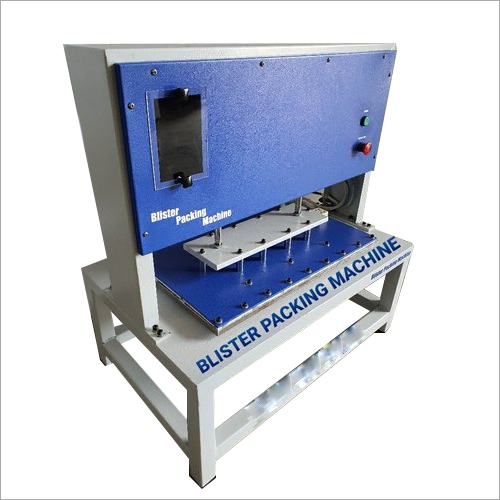 Industrial Blister Packing Machine