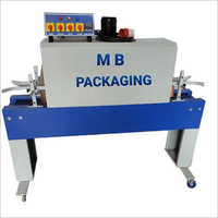 Industrial Bottle Labelling Shrink Sleeve Wrapping Machine