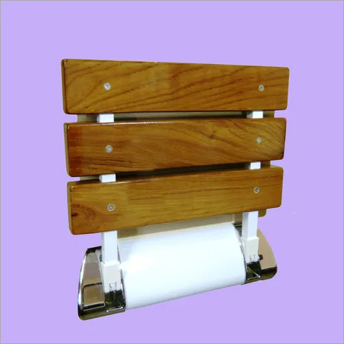 1550 Steam Folding Shower Seat