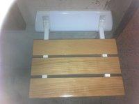 1550 Steam Folding Shower Seat