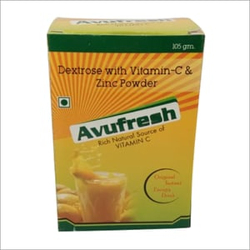 Dextrose Vitamin C Zinc Powder