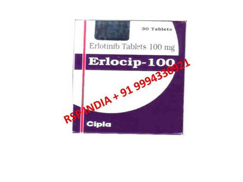 ERLOCIP 100MG TABLETS