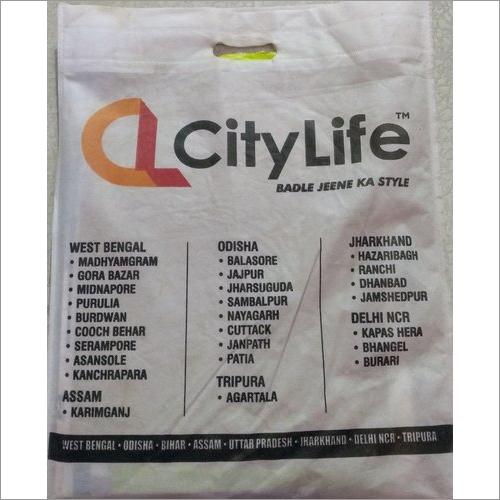 D Cut Non-Woven Bags