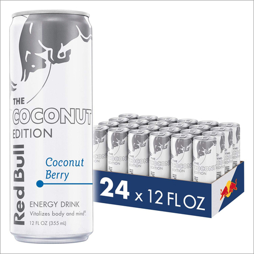 Red Bull Coconut Berry The Summer Edition Energy Drink