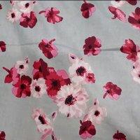 703 Rayon Printed fabrics 140 GMS