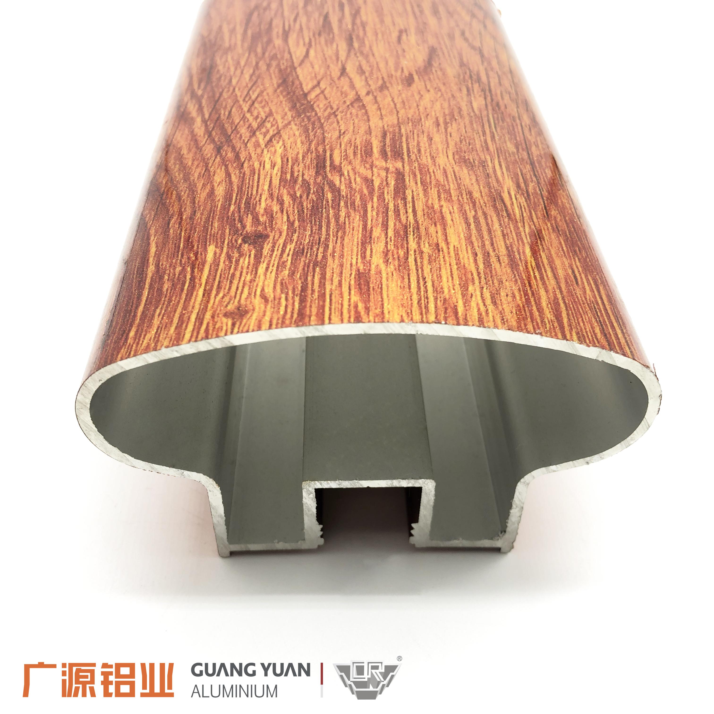 Aluminium Handrail Profiles