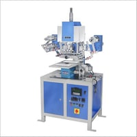 HOT FOIL STAMPING MACHINE FOR SWITCH PLATE