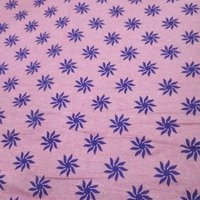 Printed Linen Fabric