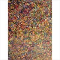 Rainbow Maze Painting