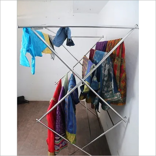 Cloth Drying foldable Stands In Erode