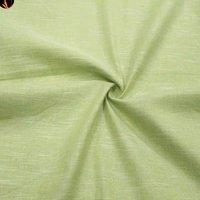 Handloom Cotton Linen Fabric