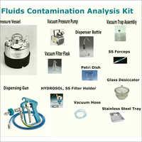 Fluid Contamination Analysis Kit