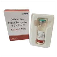Colistimethate Sodium for Injection IP