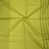 Hand Loom Stripe Patta Fabric