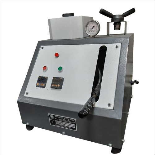 Metallography Hot Mounting Press