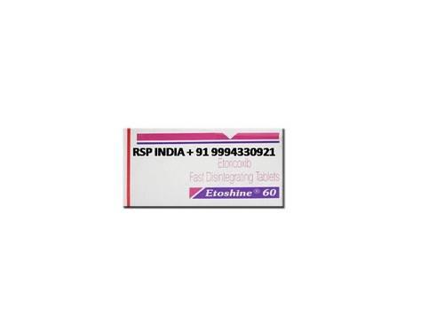 Etoshine 60 Mg Tablets