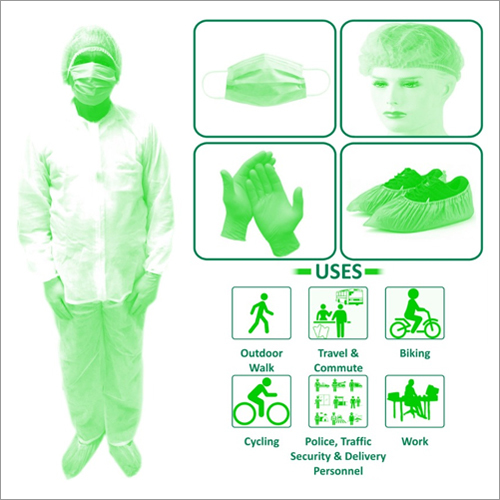 Disposable Travelling PPE Kit