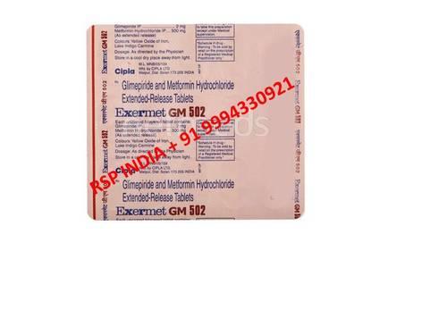 Exermet Gm 502