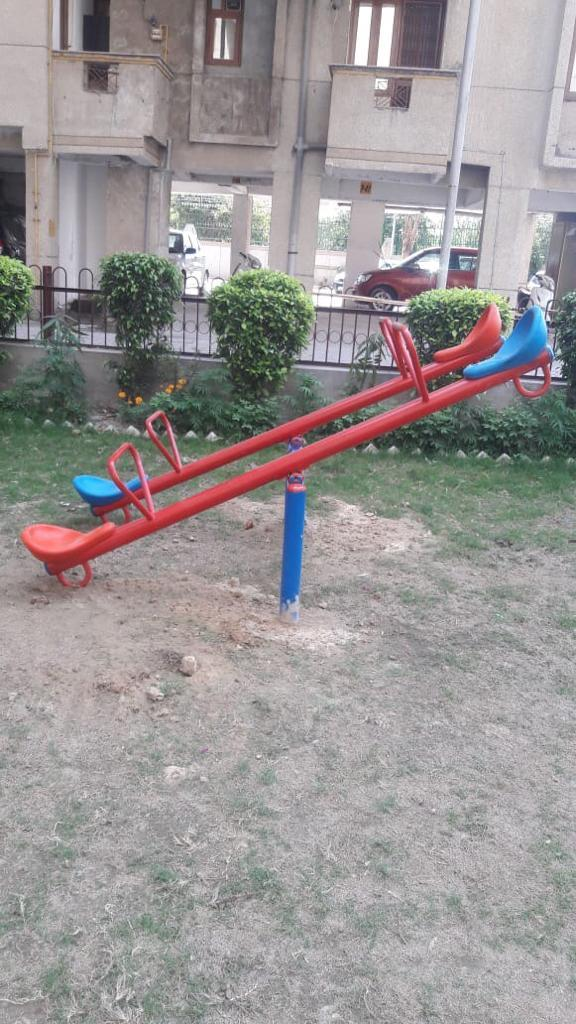 Playground See Saw Manufacturer
