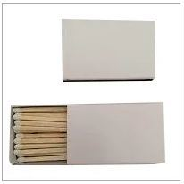 Long Sticks Match Box