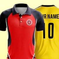 Sports Jerseys And T-shirts With Your Design Sublimation Printed