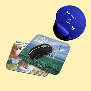 Printed Promotional Customized Mouse Pads