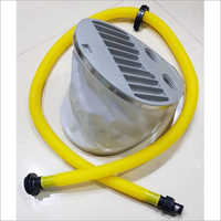 5 Liter Marine Inflatable Boat Foot Pump