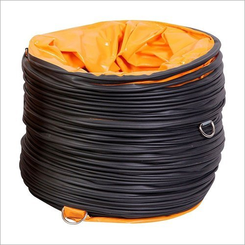 12 Inch  X 10 Meter Flexible PVC Ducting For Blower