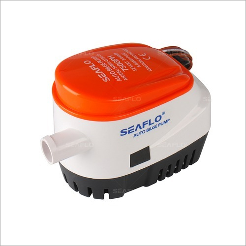 Seaflo Automatic 750 GPH 24V Bilge Pump Boat Built In Float Switch For Boat Marine