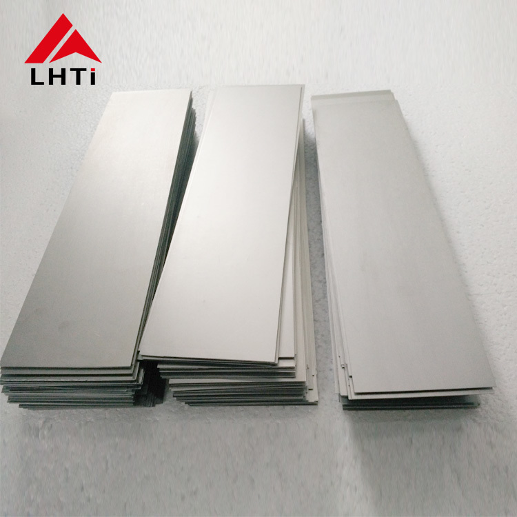 High purity GR1 titanium sheet plate rolled ASTM B265 for industry made in China