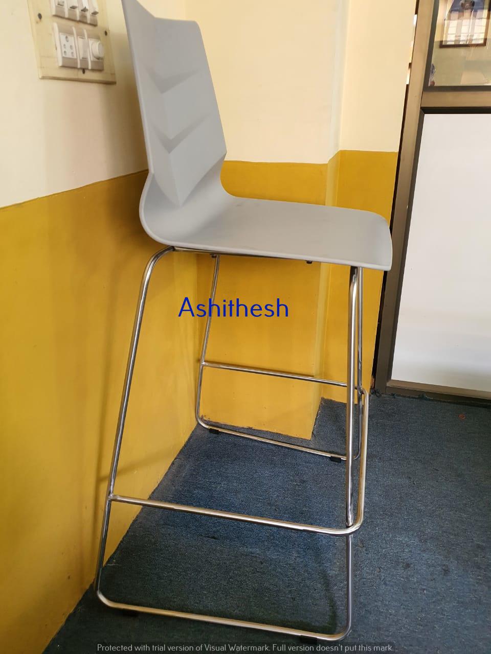 SS stool