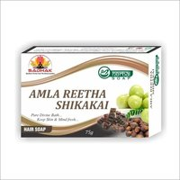 Amla Reetha Shikakai Soap